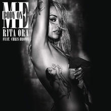 Rita Ora featuring Chris Brown — Body on Me (studio acapella)