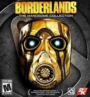 <i>Borderlands: The Handsome Collection</i> compilation video game