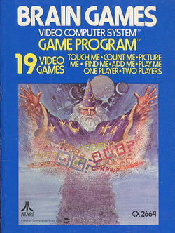 Brain Games box art