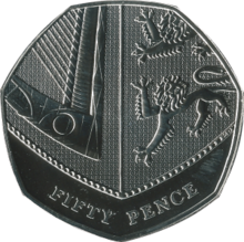 British fifty pence coin 2015 reverse.png