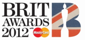 2012 Brit Awards - Image: Brits 2012 logo