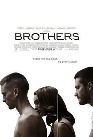 Brothers (2009 film) - Promotional film poster