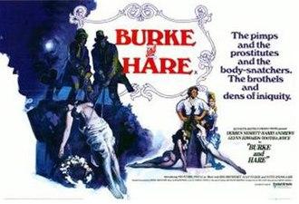 Burke & Hare (1971 film) - Image: Burkehare