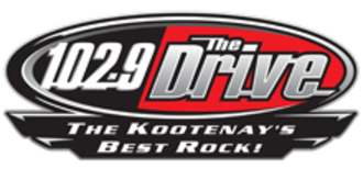 CHDR-FM - Image: CHDR 102.9The Drive logo
