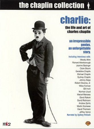 Charlie: The Life and Art of Charles Chaplin - Film poster