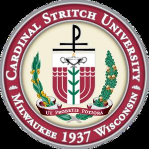 Cardinal Stritch University - Image: Cardinal Stritch University seal