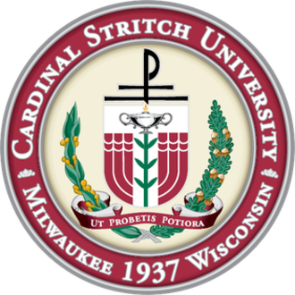Cardinal Stritch University - Image: Cardinal Stritch University seal