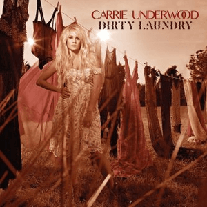 Dirty Laundry (Carrie Underwood song) - Image: Carrie Underwood Dirty Laundry (Official Single Cover)