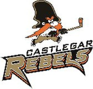 Castlegar Rebels - Image: Castlegar Rebels