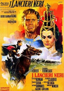 <i>Charge of the Black Lancers</i> 1962 film by Giacomo Gentilomo