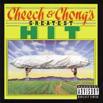 Cheech & Chong's Greatest Hit - Image: Cheech&Chongs Greatest Hit