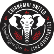 https://upload.wikimedia.org/wikipedia/en/thumb/d/d8/Chiangmai_United_logo_2019.png/180px-Chiangmai_United_logo_2019.png