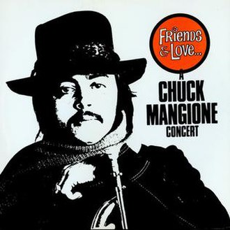 Friends and Love - Image: Chuck Mangione Friends&Lovealbumcov er