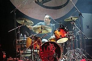 Claude Coleman Jr. - Claude Coleman Jr. performing with Ween at the Edmonton Events in Edmonton, Alberta in 2007