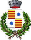 Coat of arms of Collobiano