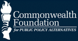 Commonwealth Foundation for Public Policy Alternatives - Image: Commonwealth Foundation Logo