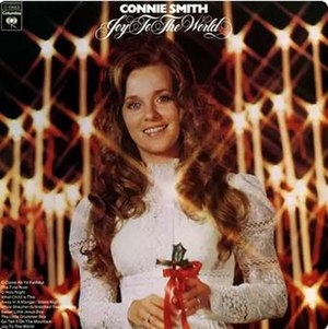 Joy to the World (Connie Smith album) - Image: Connie Smith Joy to the World