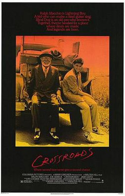 Picture of a movie: Crossroads