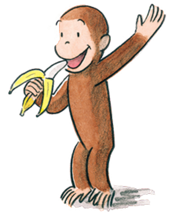 Curious George - Image: Curious George