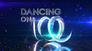 <i>Dancing on Ice</i> British TV show in which celebrities learn to ice dance