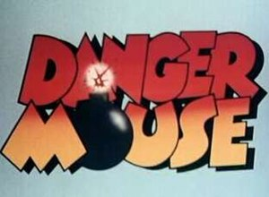 Danger Mouse (1981 TV series) - Image: Danger Mouse T Vtitle