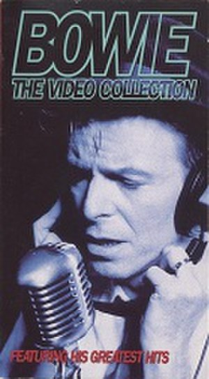 Bowie – The Video Collection - Image: David Bowie The Video Collection VHS cover