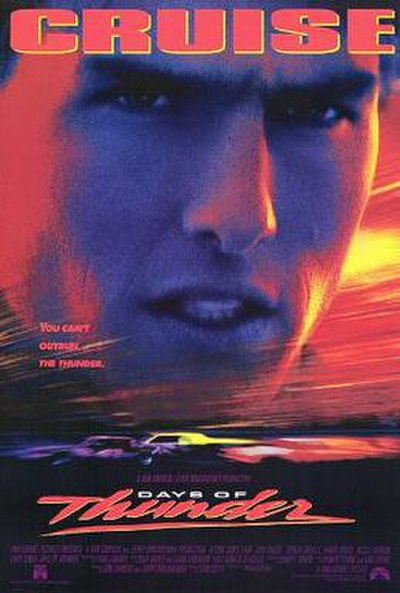 Picture of a movie: Days Of Thunder