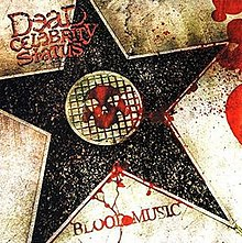 Dead Celebrity Status - Blood Music album cover.jpg