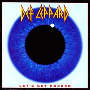 Let's Get Rocked - Image: Def Leppard Let get rocked