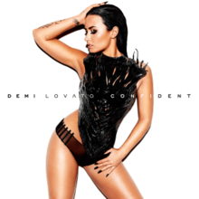 Demi Lovato Confident Official Album Cover Png