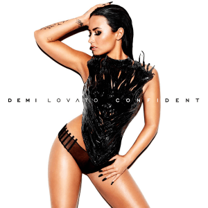 Confident (album) - Image: Demi Lovato Confident (Official Album Cover)