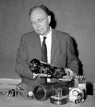 Harold Eugene Edgerton - Edgerton in 1963