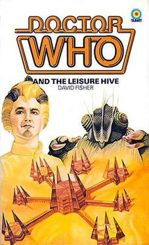 The Leisure Hive - Image: Doctor Who and the Leisure Hive