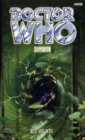 Dominion (Walters novel) - Image: Dominion (Doctor Who)