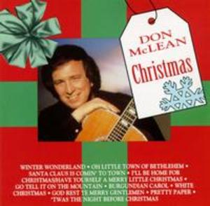 Christmas (Don McLean album) - Image: Don Mc Lean Christmas Coverart