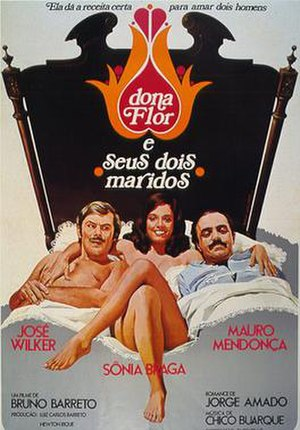 Dona Flor and Her Two Husbands - Film poster