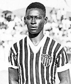 Dondinho Brazilian footballer and manager