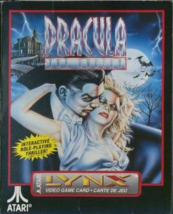 Dracula the Undead (video game)