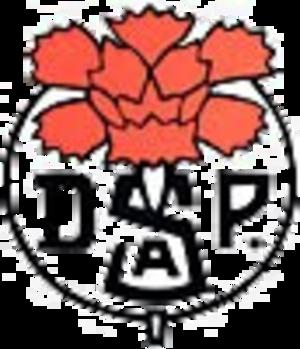 German Social Democratic Workers' Party in the Czechoslovak Republic - Image: Dsap csr symbol