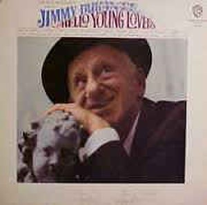 Hello Young Lovers (Jimmy Durante album) - Image: Durante Hello Young lovers