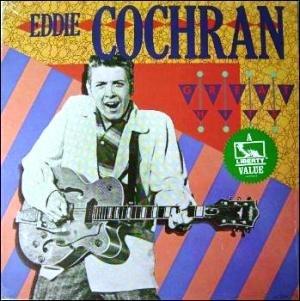 Eddie Cochran Great Hits - Image: Eddie Cochran Great Hits Liberty LN10204