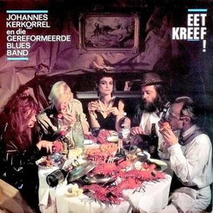 Eet Kreef - Image: Eet Kreef album cover