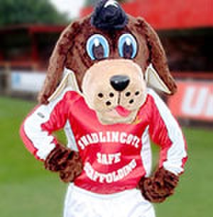 Gresley F.C. - Elvis Gresley, the club's mascot