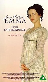 <i>Emma</i> (1996 TV film) 1996 television film directed by Diarmuid Lawrence