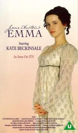 Emma (1996 TV film) - VHS cover
