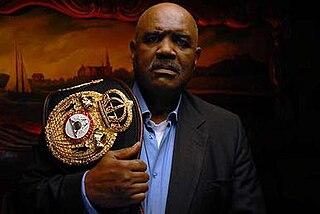 Ernie Terrell American boxer