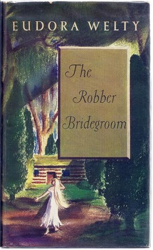 The Robber Bridegroom (novel) - First edition cover