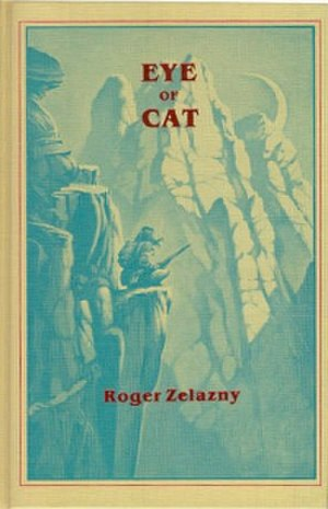 Eye of Cat - Cover of first edition (hardcover)
