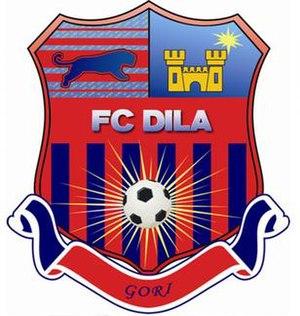 FC Dila Gori - Image: FC Dila Gori (Logo)