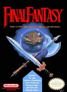 <i>Final Fantasy</i> (video game) 1987 video game
